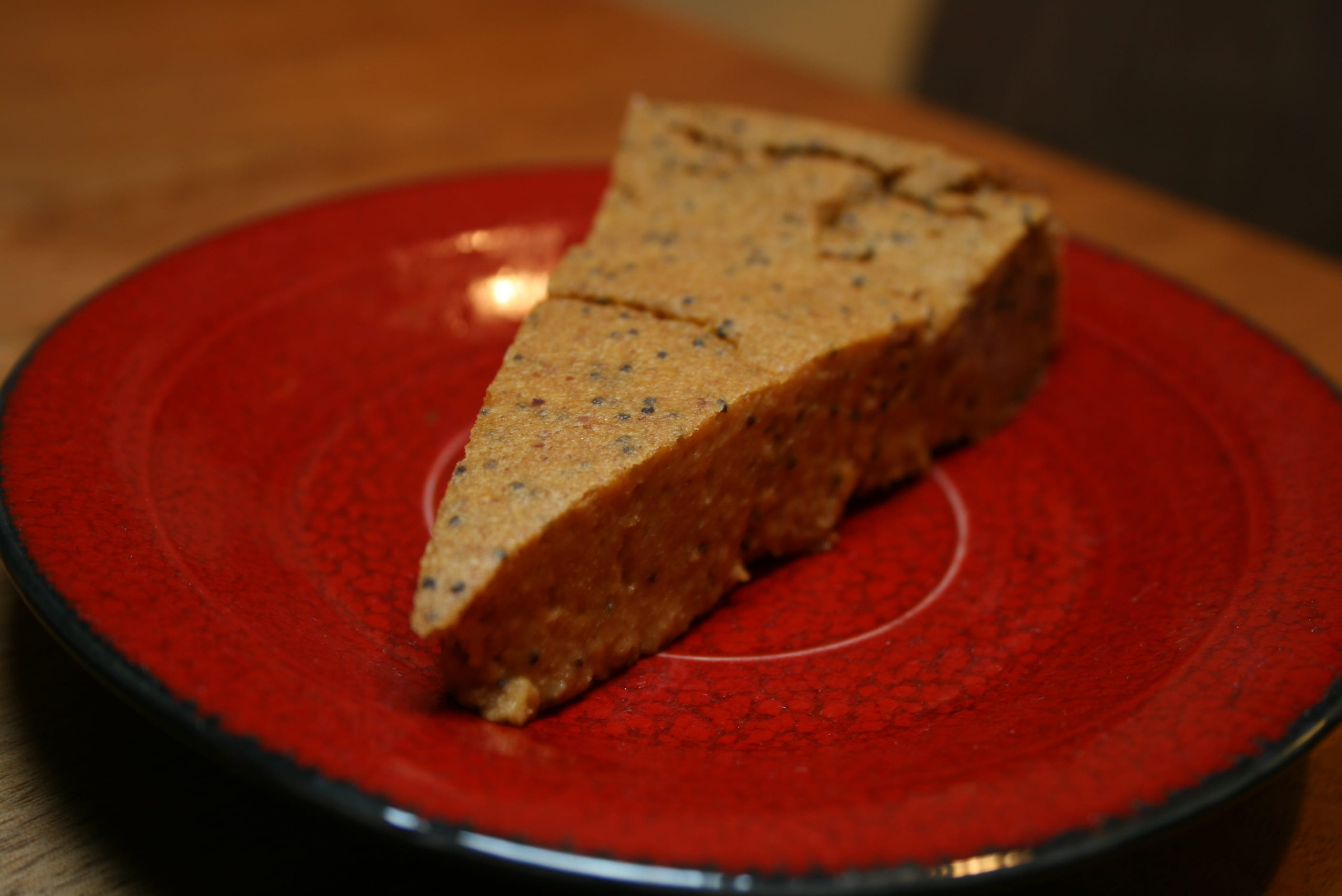 Oat flour buckwheat flour poppy seeds cinnamon ginger sugar-free vegan pumpkin pie