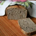 recipe, bread, buckwheat, fermented, hemp seed spread