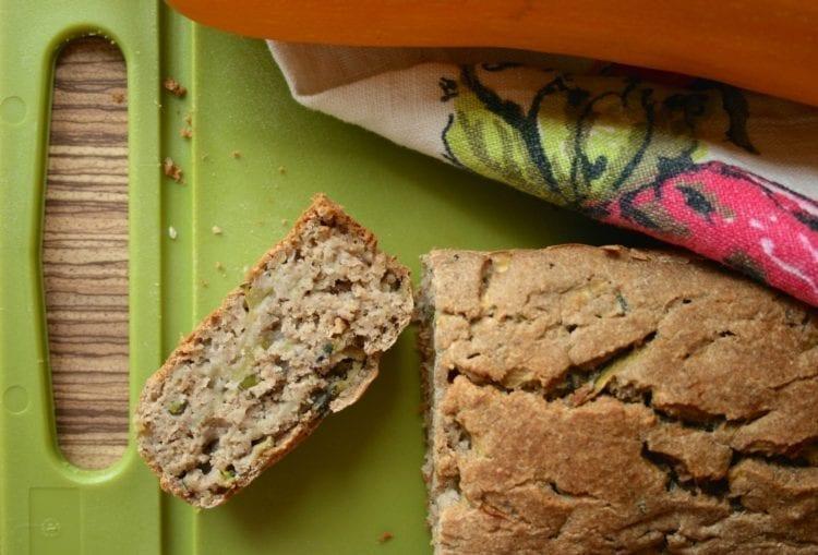 Quick Gluten-Free Zucchini Bread