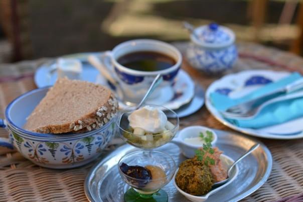 Breakfast at Landcafé zur Sonne