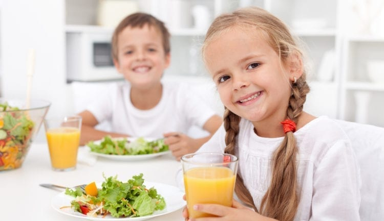 Plant-Based Diet: How to Get Your Kids on Board