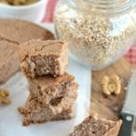 Quick Barley Bread Karask, Oil-Free and Plant-Based