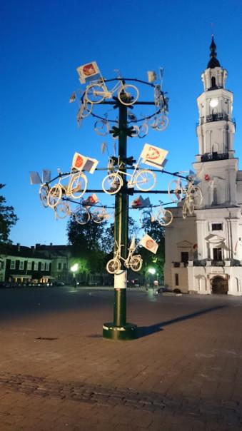 Kaunas bicycles