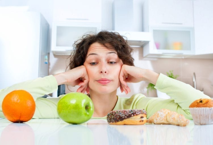 Stress May Sabotage Diet Tenacity