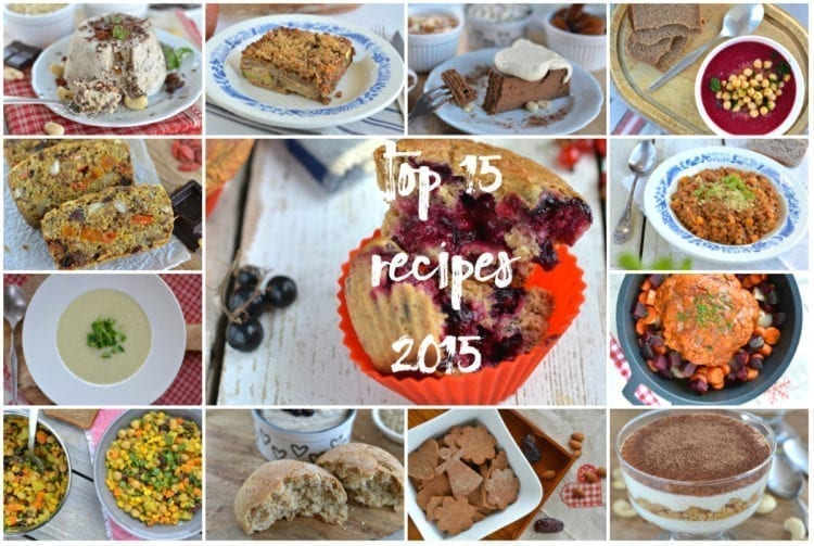 Top 15 Plant-Based Recipes of 2015