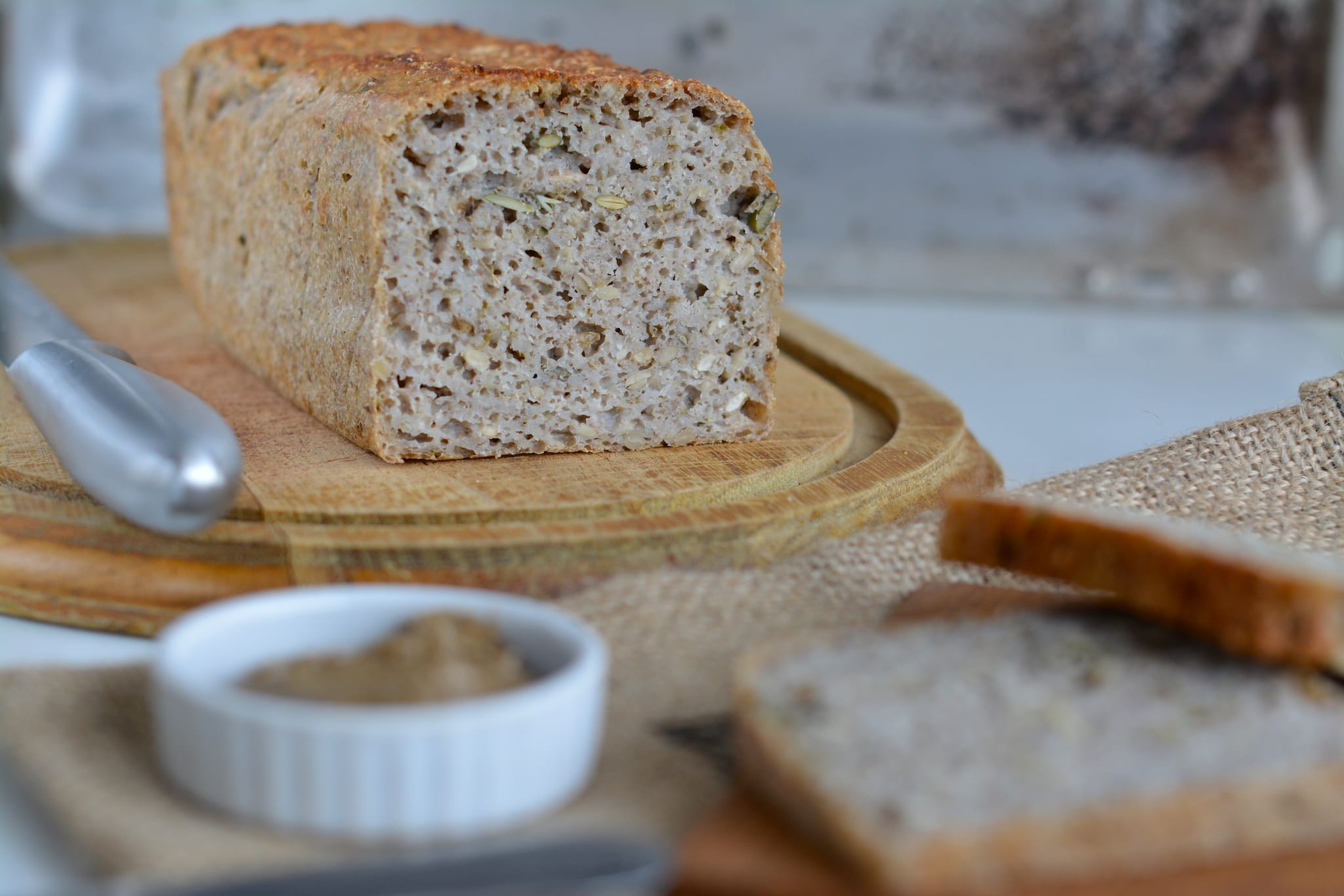 Fermented Buckwheat Bread_1026