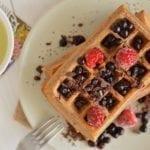Waffles, Buckwheat-Millet