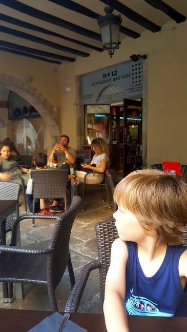 B12 Restaurant Bar Vega in Girona