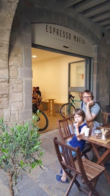 Espresso Mafia in Girona