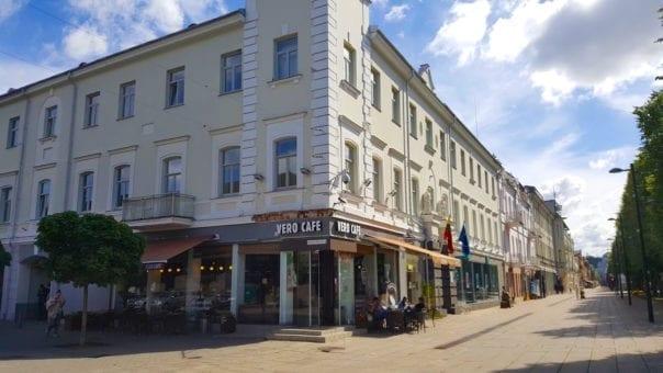 Vero Cafe in Kaunas