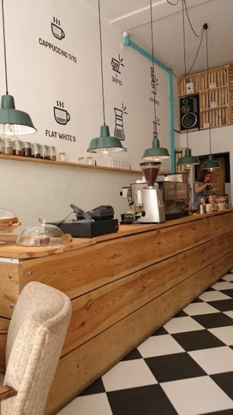 Specialty coffee shop Stragan Kawiarnia in Poznan