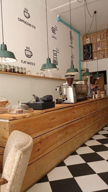 Specialty coffee shop Stragan Kawiarnia in Poznan