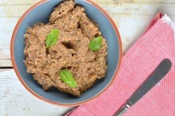 Hummus, Black Bean-Carrot-Squash, Oil-Free