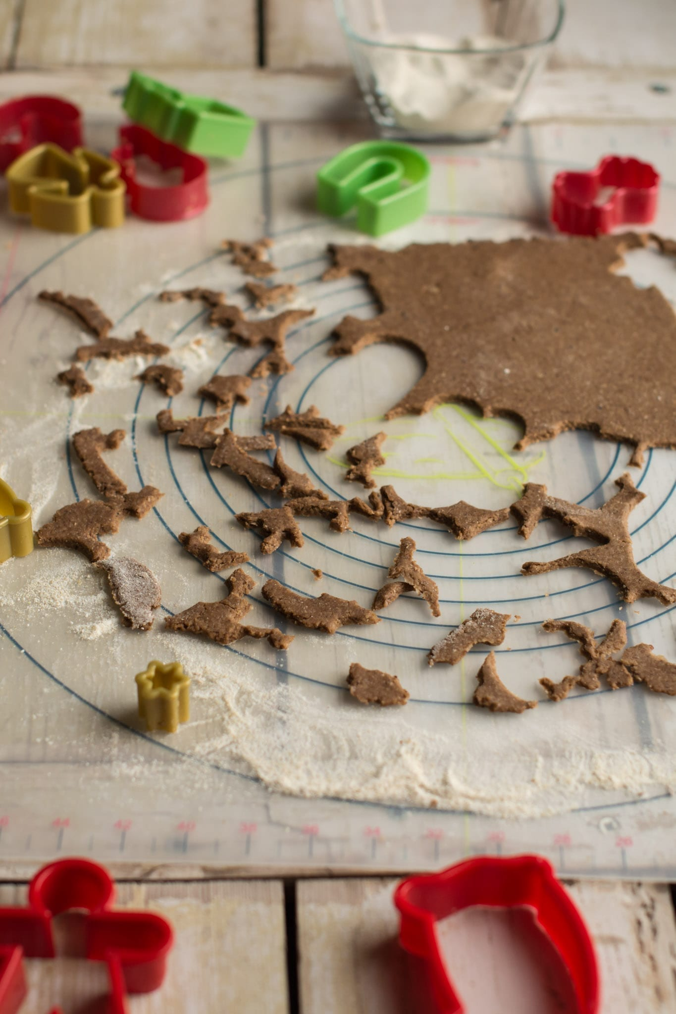 vegan gingerbread recipe