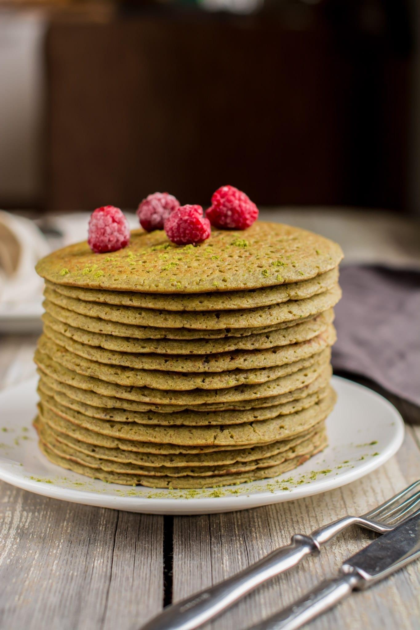 pancakes-matcha-ginger