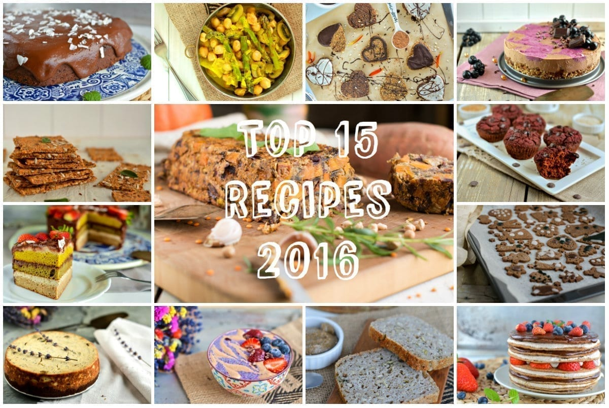 Top 15 Plant-Based Recipes of 2016