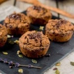 Chocolaty Sweet potato Muffins