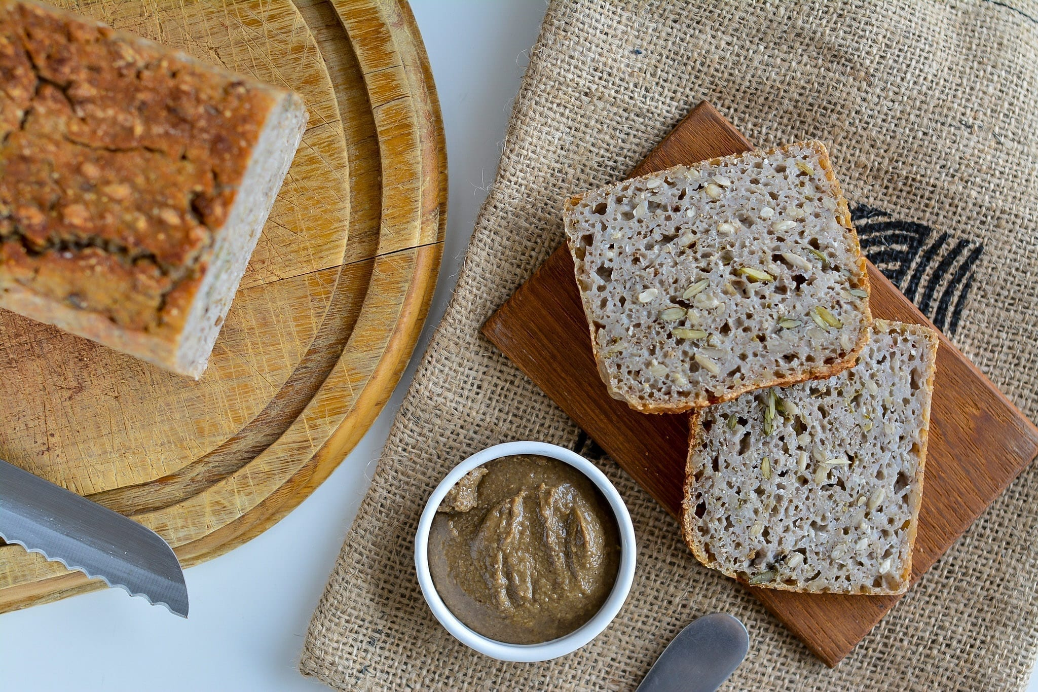 Bread, Buckwheat Fermented