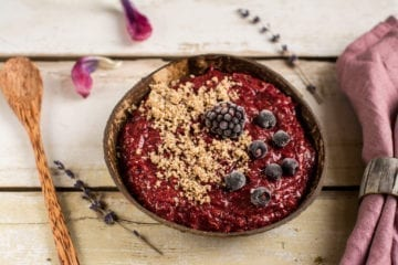 Millet Amaranth Porridge