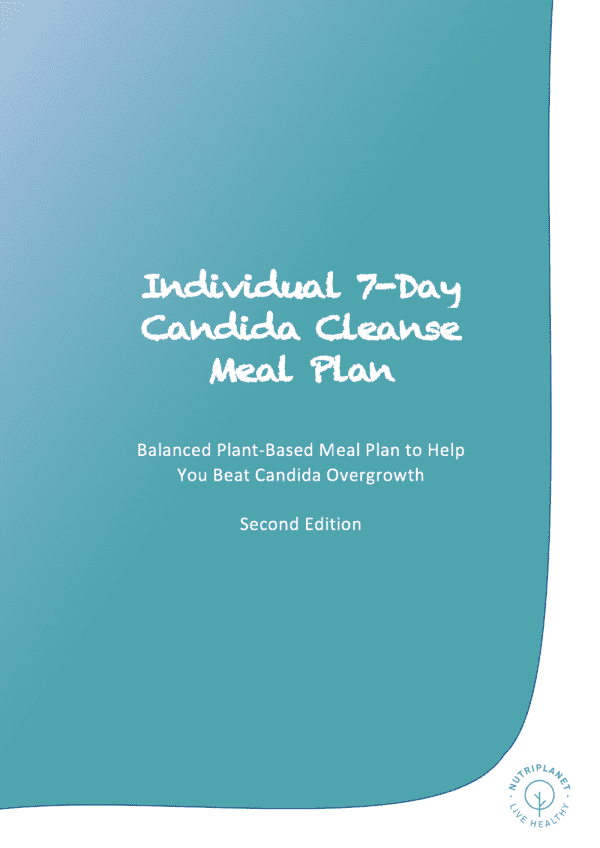 cover candida cleanse meal plan