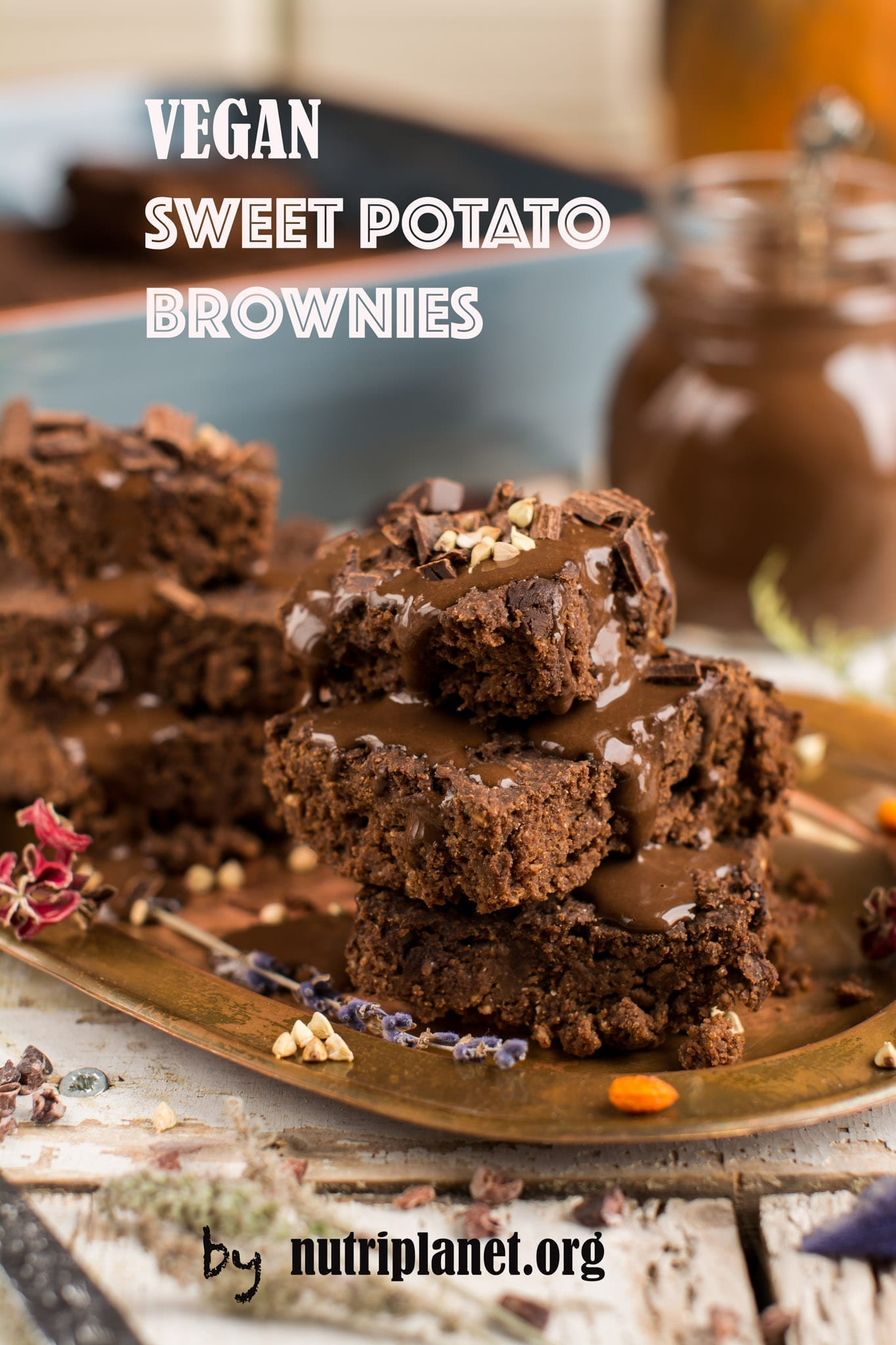 Sweet Potato Brownies