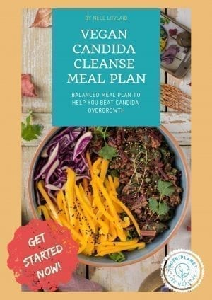 Vegan Candida Cleanse Meal Plan