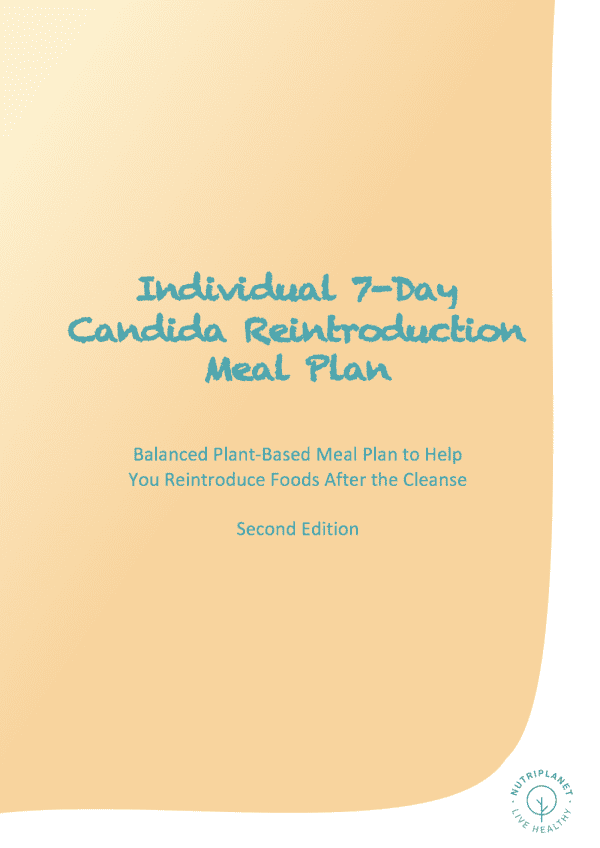 cover candida reintroduction meal plan