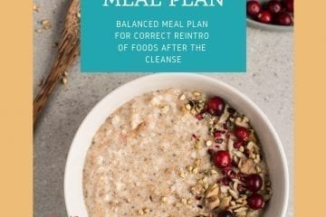 Vegan Candida Reintroduction Meal Plan