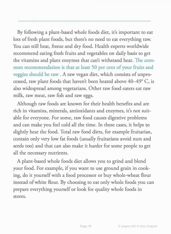 Plant-Based Made Easy - What is Plant-Based Whole Food Diet