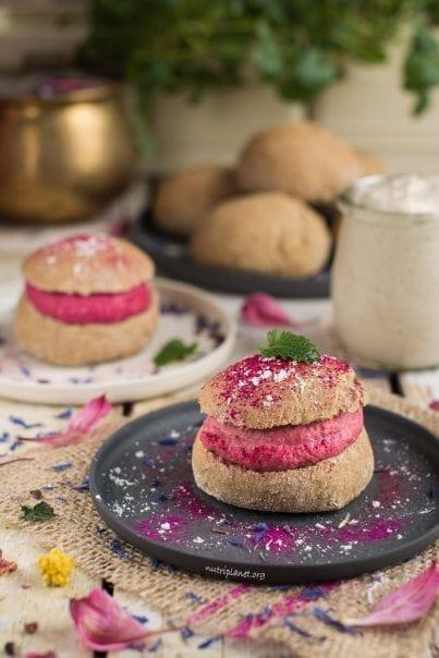 Gluten Free Yeast Free Buns
