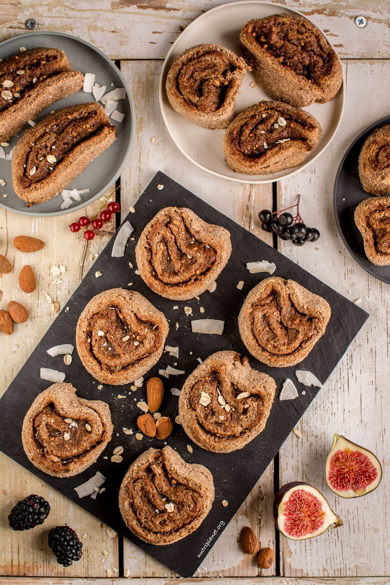 Gluten-Free No Yeast Vegan Cinnamon Rolls Recipe