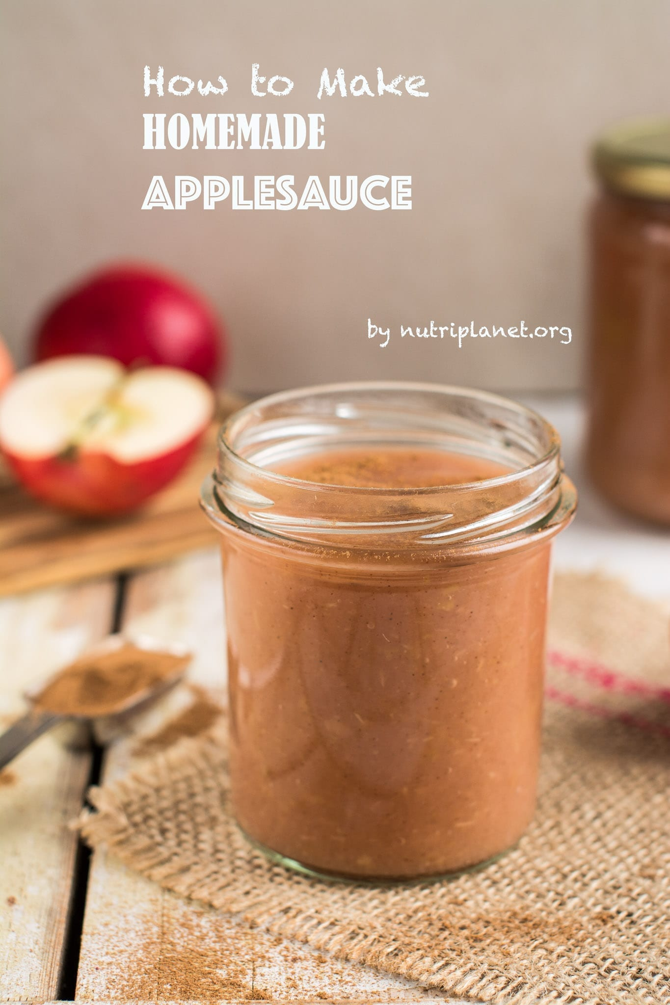 How to Make Homemade Applesauce for Canning