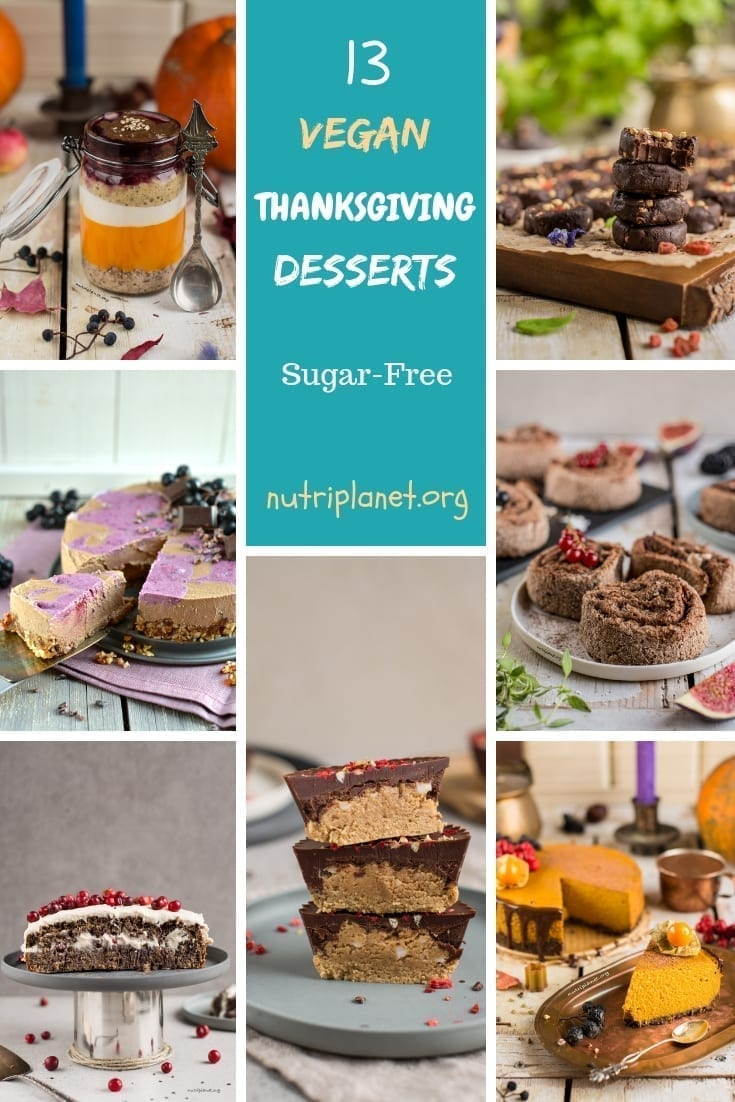 13 Vegan Thanksgiving Desserts