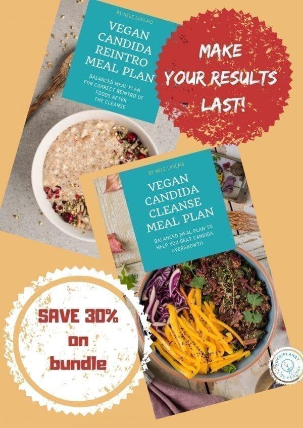 Vegan Candida Diet Meal Plans