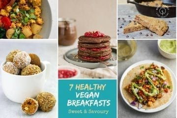 Healthy Vegan Breakfast Recipes