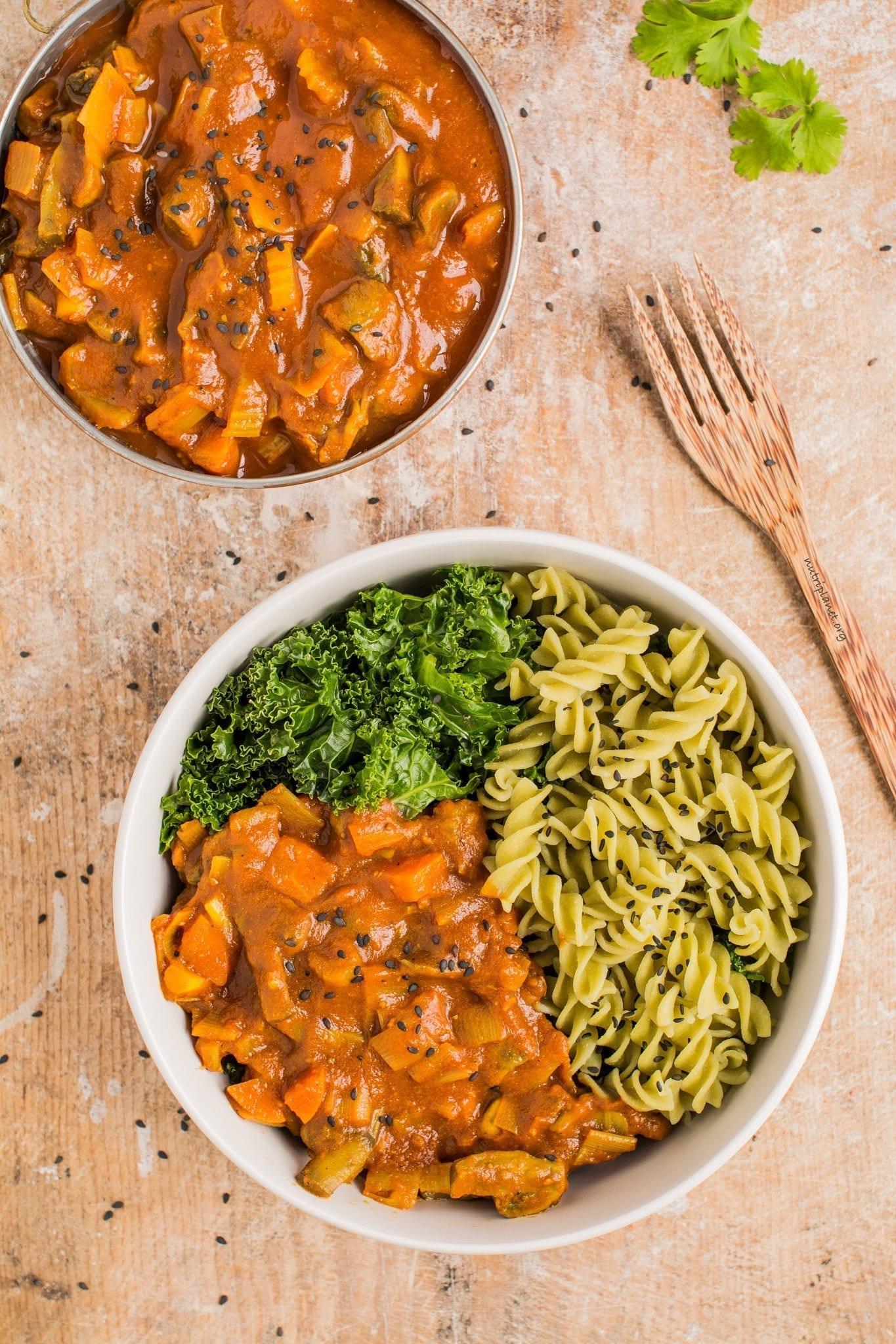 Mushroom Tomato Pasta Sauce