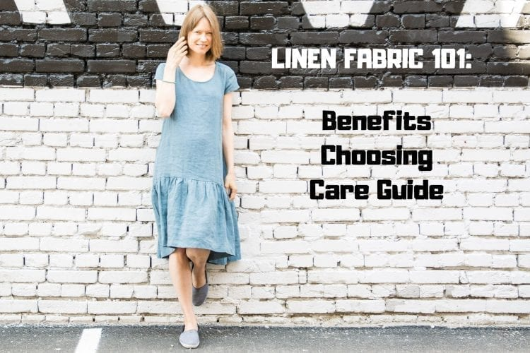 Did you know how linen fabric is made, what are the benefits, or what to look for when choosing good quality linen products? Are you caring for your linen items correctly? Find out!