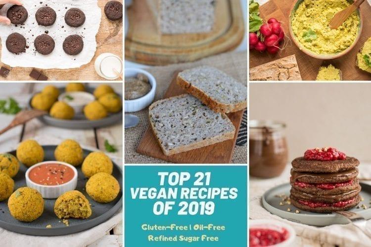 Top 21 Vegan Recipes 2019