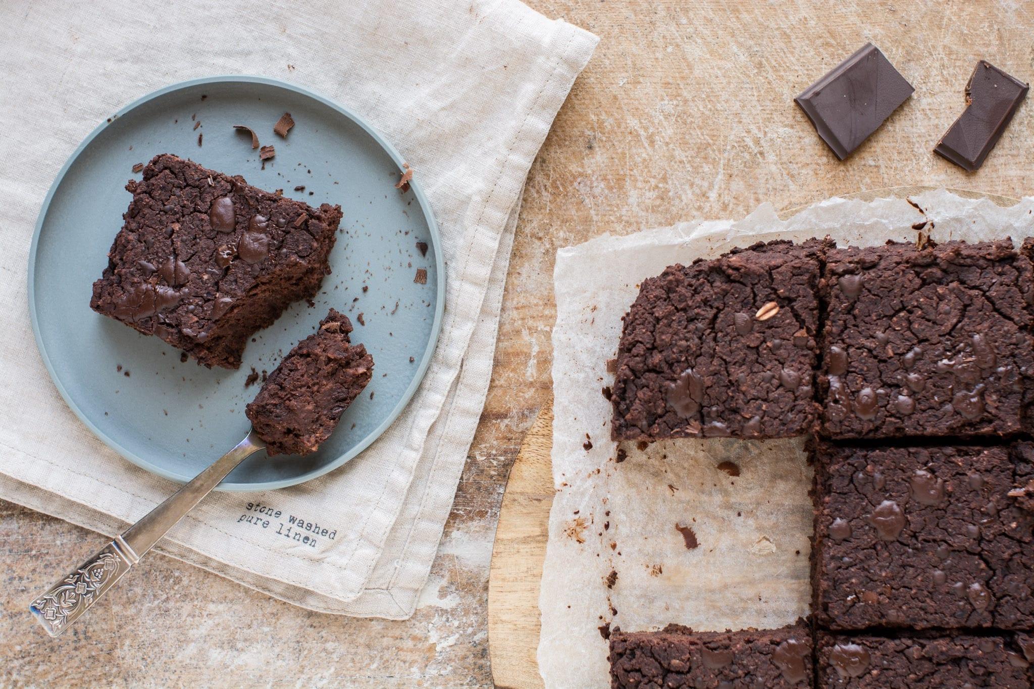 Beet Brownies [Vegan, Gluten-Free, Oil-Free]   Nutriplanet