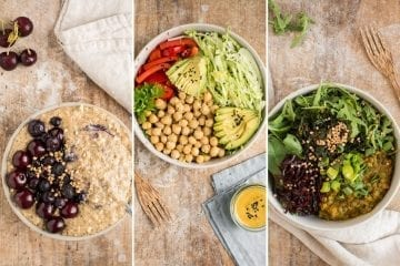 What are the healthiest foods and how much should you eat daily? Check out Dr. Greger's Daily Dozen checklist and Traffic Light system to benefit the most from your plant-based diet.