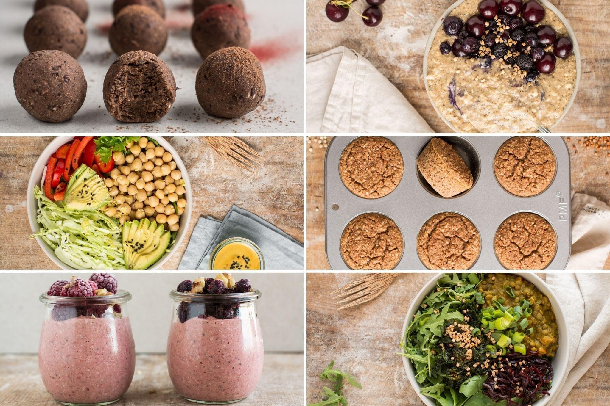 Daily Dozen Meal Plan [Gluten-Free, Low-Fat]   Nutriplanet