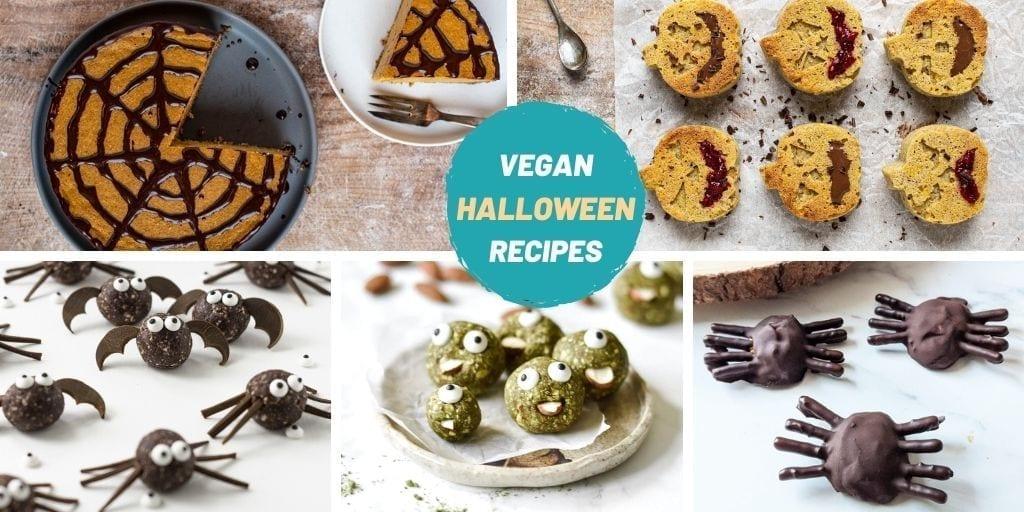 How to Make 16 Healthy Vegan Halloween Recipes   Nutriplanet