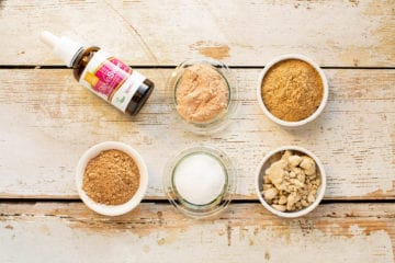 Low Glycemic Sweeteners